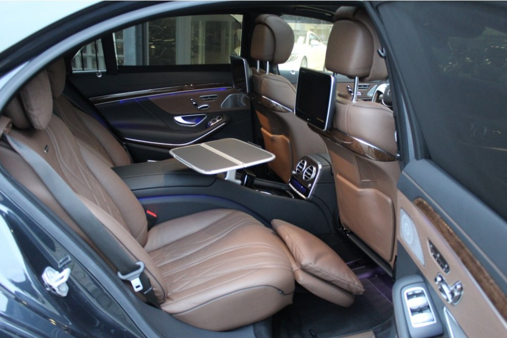 Mercedes benz s 65 amg lang thijs timmermans for Interieur s klasse