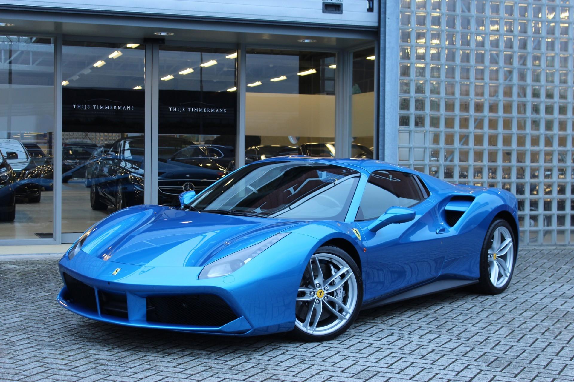 Ferrari488-spider