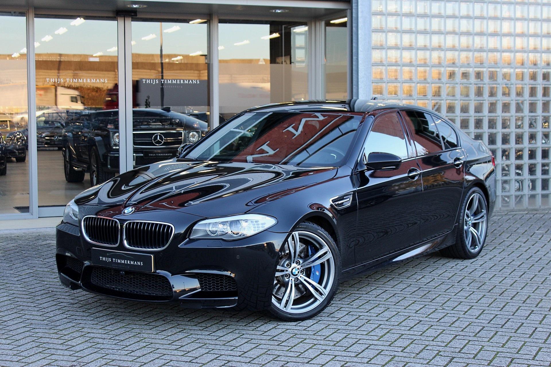 BMW M5 - thijs timmermans