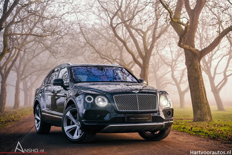Bentley Bentayga |