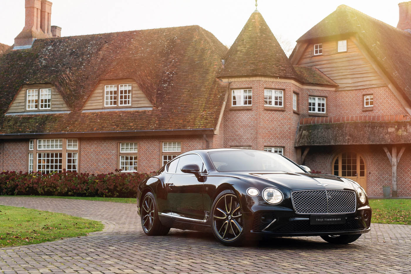 Bentley auto Thijs Timmermans