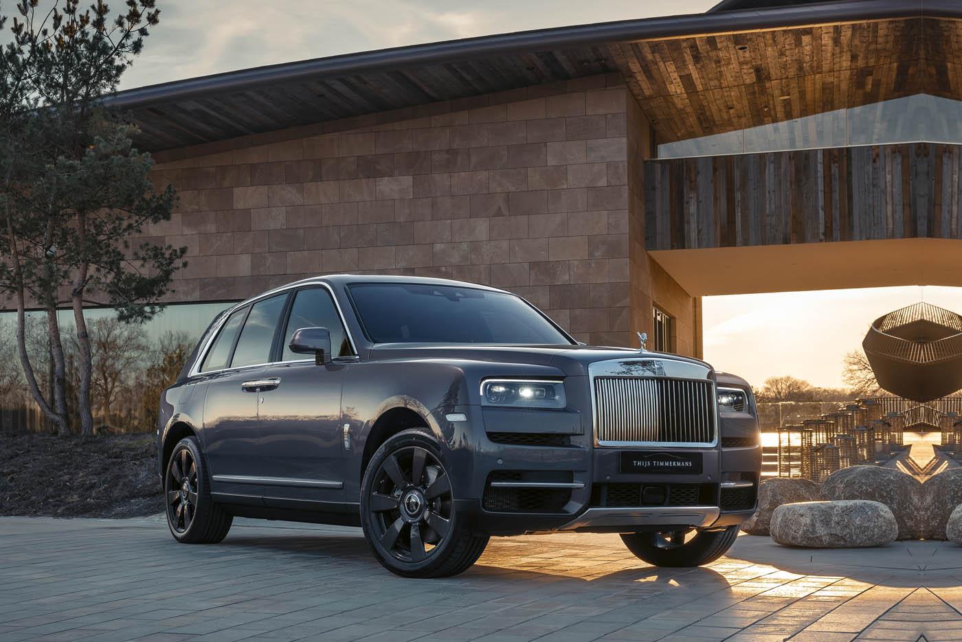 Rolls Royce auto Thijs Timmermans