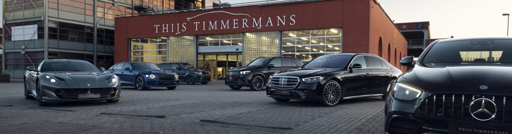 Dure autos kopen bij Thijs Timmermans Waardenburg